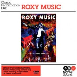 Roxy Music : Live at the Apollo