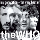 The Who : My Generation - The very best of!