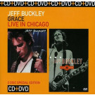 Jeff Buckley : Grace / Live in Chicago