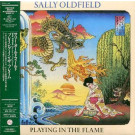 Sally Oldfield : Playing the Flame