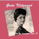 Grete Klitgaard : I glas & ramme 3